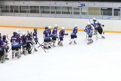 Школа Макарова (Челябинск) - Атлант (Московская область) 3:6. 24 декабря 2013