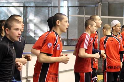 ЦСКА-1997 (Москва) - Автомобилист-1997 (Екатеринбург) 1:2. 27 марта 2012