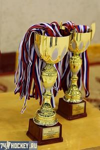 Кубок Законодательного Собрания Челябинской области. 8 января 2012. Закрытие турнира