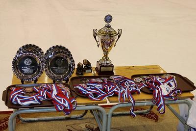 Финал чемпионата России среди команд 1997-го года рождения. Награждение. 27 марта 2012