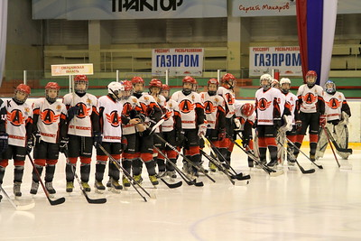 Открытие Спартакиады. Челябинск, 5 февраля 2013
