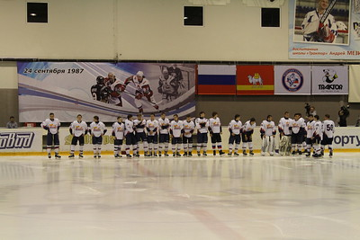 Открытие турнира памяти Александра Калянина. 6 августа 2015
