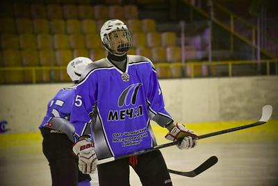 Мечел-1999 (Челябинск) - Салават Юлаев-1999 (Уфа) 0:4. 6 сентября 2015