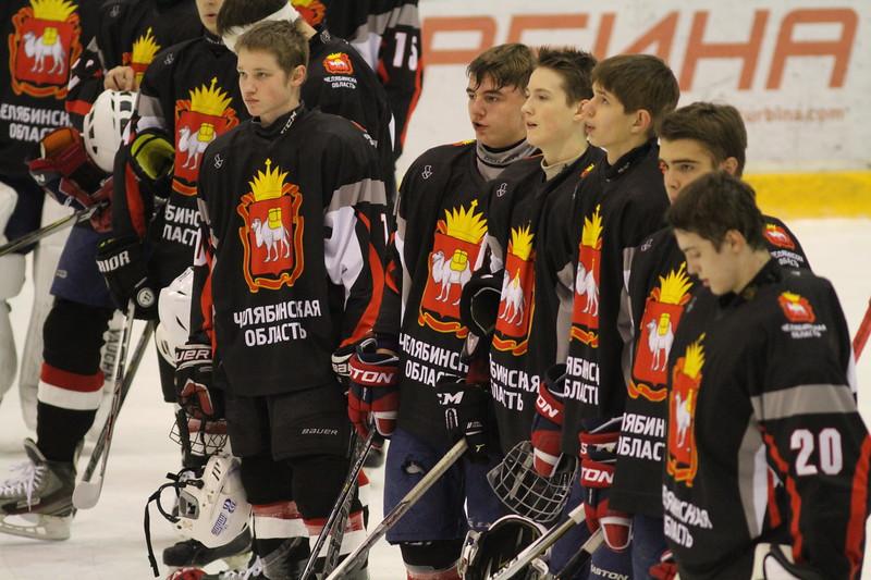 В Челябинске завершился второй этап Спартакиады молодёжи России по хоккею среди команд 1999-2000 годов рождения.