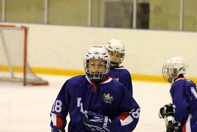 Газовик-2000 (Тюмень) - Кедр-2000 (Новоуральск) 24:2. 6 ноября 2011