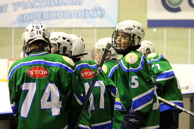 Салават Юлаев-2000 (Уфа) - Авангард-2000 (Омск) 5:1. 3 апреля 2012