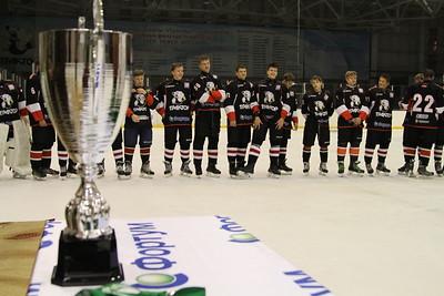 В Челябинске завершился Кубок Фортума, в котором принимали участие шесть команд 2000-го года рождения.