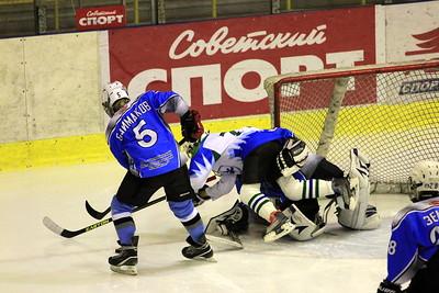 Мечел-2000 (Челябинск) - Торос-2000 (Нефтекамск) 5:2. 30 сентября 2013