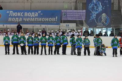 Кубок Николая Макарова 2012. Награждение