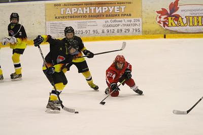 Локомотив-2001 (Ярославль) - Северсталь-2001 (Череповец) 5:2. 10 апреля 2013