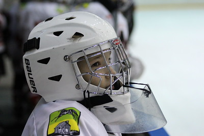 Металлург-2001 (Новокузнецк) - Газовик-2001 (Тюмень) 4:0. 25 февраля 2012