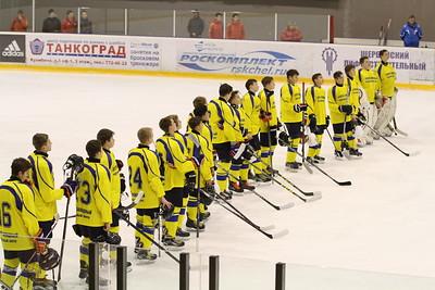 Уральский ФО - Северо-Западный ФО 3:2. 2 ноября 2015