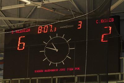 Белые Медведи-2001 (Москва) - Салават Юлаев-2001 (Уфа) 7:2. 13 апреля 2013