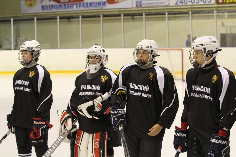 Седьмого ноября в Челябинске состоялись очередные три матча в рамках первенства федеральных округов среди команды 2001-го года рождения.