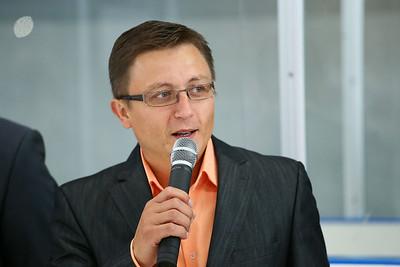 Международный турнир «Хрустальный лед» в Ленинградской области