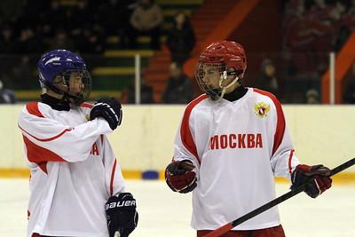 В Челябинске завершилось первенство федеральных округов среди команд 2001-го года рождения.