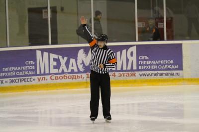 Москва - Сибирский и Дальневосточный округ 7:1. 2 ноября 2015