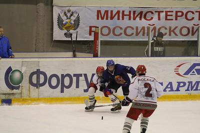 Москва - Московская область 3:4. 12 марта 2015
