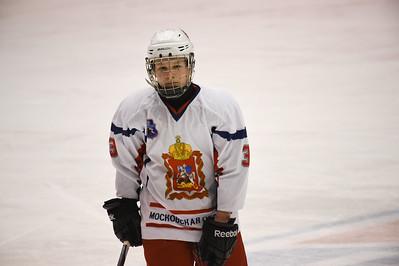 Нижегородская область - Московская область 5:8. 5 марта 2015