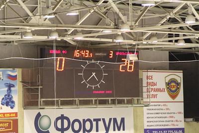 Уральский ФО - Южный ФО 42:1. 8 ноября 2015