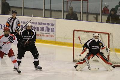 Уральский ФО - Москва 2:6. 6 ноября 2015