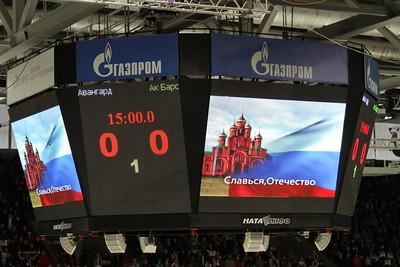 Авангард-2002 (Омск) - Ак Барс-2002 (Казань) 4:1. 25 апреля 2013