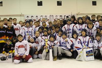 В Челябинске завершился турни памяти хоккеистов школы Трактор, погибших в железнодорожной катастрофе под Ашой в 1989 году
