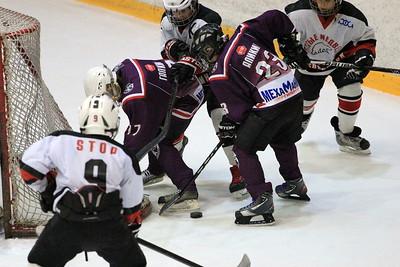 Школа Макарова-2002 (Челябинск) - Белые Медведи-2002 (Челябинск) 2:4. 26 октября 2013