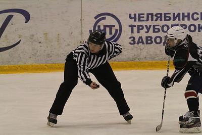 Тюменский Легион-2002 (Тюмень) - Салават Юлаев-2002 (Уфа) 3:2. 3 апреля 2014
