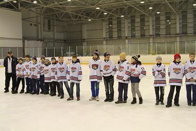 Награждение после третьего тура чемпионата России в регионе Урал-Западная Сибирь