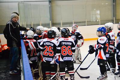 Белые Медведи-2003 (Челябинск) - Салават Юлаев-2003 (Уфа) 4:1. 7 апреля 2013
