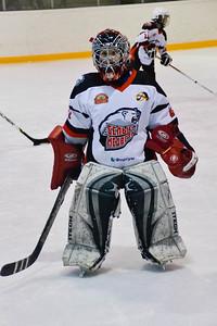Металлург-2003 (Магнитогорск) - Белые Медведи-2003 (Челябинск) 2:1. 9 апреля 2013