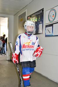 Металлург-2003 (Магнитогорск) - Салават Юлаев-2003 (Уфа) 3:0. 6 апреля 2013