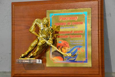 Турнир памяти Геннадия Чурилова 2013. Церемония награждения