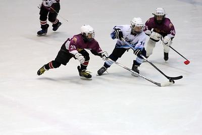Школа Макарова-2003 (Челябинск) - Победа-2003 (Челябинск) 8:6. 26 октября 2013