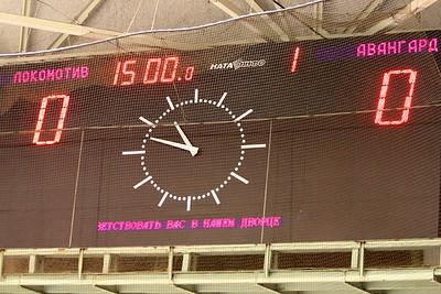 Турнир памяти Александра Калянина. Авангард-2004 (Омск) - Локомотив-2004 (Ярославль) 9:3. 22 апреля 2012