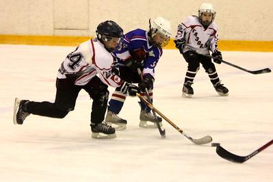 Молот-2004 (Пермь) - Газовик-2004 (Тюмень) 4:5. 22 апреля 2012