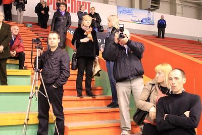 Турнир памяти Александра Калянина. Челябинск, апрель 2012. Награждение