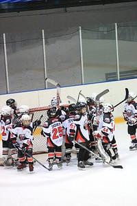 Школа Макарова-2004 (Челябинск) - Белые Медведи-2004 (Челябинск) 4:5. 13 октября 2013