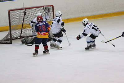 Школа Макарова-2004 (Челябинск) - Металлург-2004 (Магнитогорск) 3:4. 6 ноября 2013
