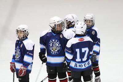 Сургутские Лисята-2004 (Сургут) - Снежный Барс-2004 (Владикавказ) 10:4. 6 ноября 2013