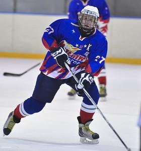 Металлург-95 (Магнитогорск) - Мечел-95 (Челябинск) 5:2. 3 декабря 2011. Фотографии Алексея Макарова, детский хоккей, чемпионат России