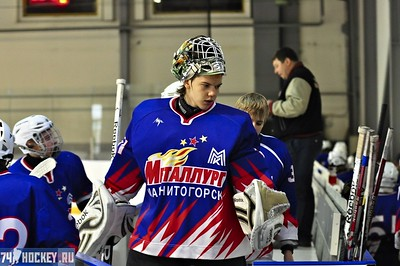 Металлург-1997 (Магнитогорск) - Спартаковец-1997 (Екатеринбург) 8:1. 4 ноября 2012