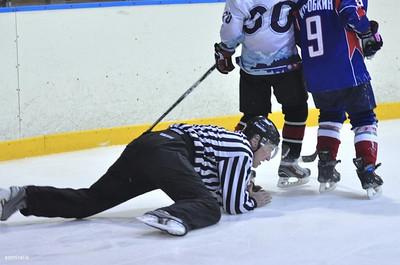 Металлург-1998 (Магнитогорск) -  Школа Макарова-1998 (Челябинск) 7:6. 11 декабря 2011