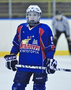 Металлург-1998 (Магнитогорск) - Салават Юлаев-1998 (Уфа) 5:3. 15 января 2012. Фотографии Алексея Макарова