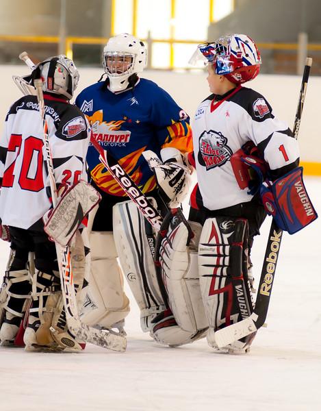 Металлург-1999 (Магнитогорск) - Белые Медведи-1999 (Челябинск). 24-25 ноября 2012
