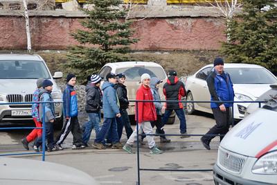 Металлург -1999 (Магнитогорск) - Трактор-1999 (Челябинск) 3:9. 7 апреля 2013