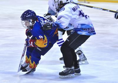 Металлург-1999 (Магнитогорск) - Школа Макарова-1999 (Челябинск) 4:3. Фотографии Алексея Макарова