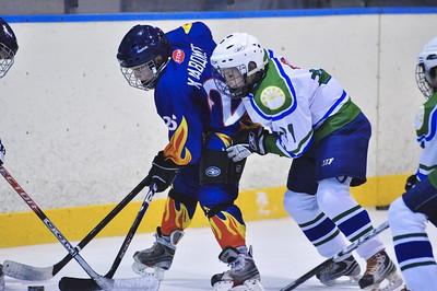 Металлург-1999 (Магнитогорск) - Салават Юлаев-1999 (Уфа) 2:0. 15 января 2012. Фотографии Алексея Макарова