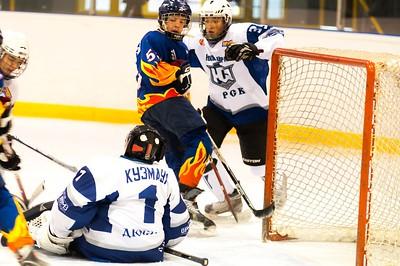 Металлург-1999 (Магнитогорск) - Южный Урал-1999 (Орск) 2:1. 17 ноября 2012